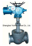 Electric Flanged End Top Entry Orbital Ball Valve (GD941)
