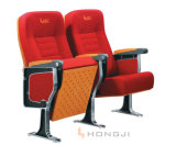 High Class Auditorium Chair /Hall Chair with Allumimum Armrest