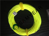 Fly Line, Fluo-Green Fishing Line PE Braid