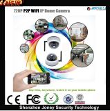 Motion Detection 720p 1 Mega Pixels P2p Wireless WiFi IP Camera with Remote Control