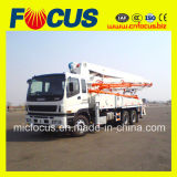 42/45m Mobile Concrete Pump Truck with Boom