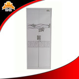 Steel Metal Dressing Wardrobe for Home Use