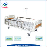 Five Function Electric Hospital Bed with Aluminum Alloy Side Rail