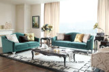 Modern Style Living Room Fabric Sofa Set (S6935)