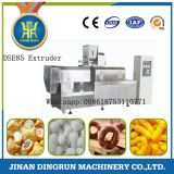 Stainless steel Puffed corn snacks food dryer extruder production line