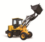 Mini Wheel Loader with Quick Hitch and Various Loader Attachments