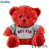 Newest Design Customized Plush Teddy Bear in Hoodie