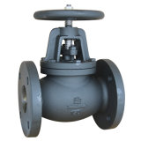 Metal Seated Rising Stem Globe Valve, Class125/150