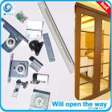 Semi-Auto Sliding Door Opening Mechanism for Wooden Doors