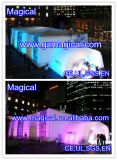 Newly Design Inflatable Cube Tent (MJE-138)