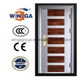 5star Building Good Quality Outside Security Iron Steel Door (W-S-13)