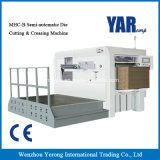 Mhc-B Series Semi-Automatic Die Cutting & Creasing Machine with Ce