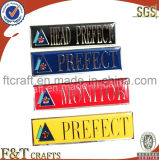 Fashion High Quality Custom Nickle Nameplate (FTNP1001A)
