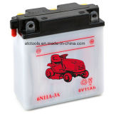6n11A-3A 6V 11ah Motorcycle Battery