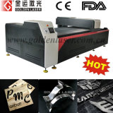 CO2 Sheet Metal/MDF/Wood/Plexiglass/Acrylic Laser Cutting Machine