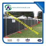 Hot Sale Cheap Price Hot Dipped Galvanized Welded Temporary Fence