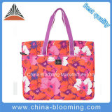 Promotional Folding Foldable Carry Recycled Packing Shopping Tote Bag