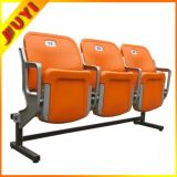 Blm-4352 Red Plastic Chairs for Stadium in China Folding Concert Outdoor Aluminum Public Chair