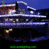 LED Street Light Outdoor Fancy Icicle Light with Custom Length