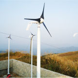 CE Approved Wind Hybrid Solar Power System