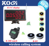 Wireless Calling System for Service Industry