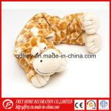 Winter Gift of Microwaveable Plush Giraffe Toy Neck Warmer
