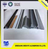 High Quality Aluminium Alloy Extruded Profiles with Anodized Surface A