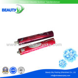 Red Color Enamal with 4c Printing Packaging Metal Container