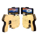 Wooden Ar Toy Gun for 3D Shooting Games