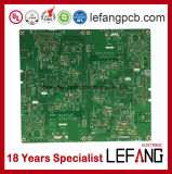 Security Control Circuit Board PCB with ISO9001