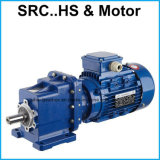 Src Series Helical Gearbox Speed Reducer with Motor