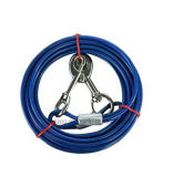 20FT/15FT Dog Heavy Duty Tie out Cable Trolley for 60pounds (KC0080)