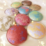 Private Label Art Design Mixed Colors Cosmetics Baked Powder