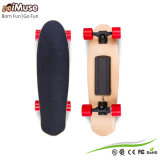 Mini Electric Skateboard Kick Scooter with Wireless Remote Contro UL Adapter