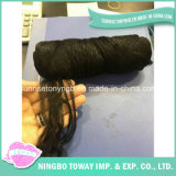 Polyester Acrylic Weaving Hand Knitting Wool Hair Yarn