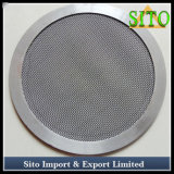 Stainless Steel Wovenmesh 304 316 Filter Disc