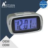 Desktop Digital Alam Clock with Blue Backlight