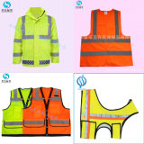 Motorcycle Accesories Neoprene Reflective Safety Vest for out Work Shirt
