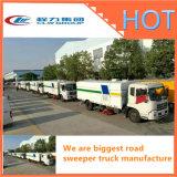 High Performance Vacuum Road Sweeper Truck