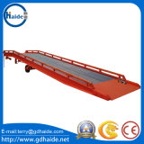 10 Ton Heavy Duty Forklift Container Mobile Loading Ramp