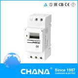 Ce and RoHS Approved AC 250V 12A Weekly Programmable Timer Relay