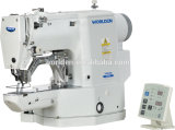 Wd 430d High Speed Direct Drive Bar Tacking Button Sewing Machine Industrial