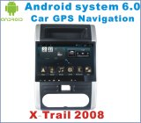 Android 6.0 Car DVD Player for Nissan X-Trail 2008-2013 with Car GPS Player