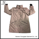 Ys-1076 Winter Windstopper Lined Softshell Jacket for Men Mens