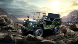 Gasoline Electrical Toy Motorcycle ATV UTV Buggy Mini Jeep for off Road Beach Desert Forest