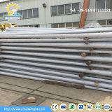 15m-35m Outdoor Lighting Galvanized High Mast Pole