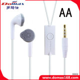 Mobile Phone Accessories Original Earphone for Samsung with Line Control