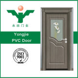 Most Popular High Quality Economical PVC Wooden Door with Competitive Price