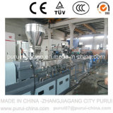 Parallel Twin Screw Extruder for Making Masterbatch