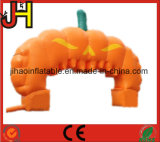 Inflatable Pumpkin Arch for Halloween Decoration